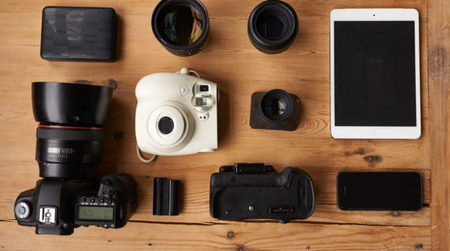 Photographer Equipment Insurance: Who, What, and Why?