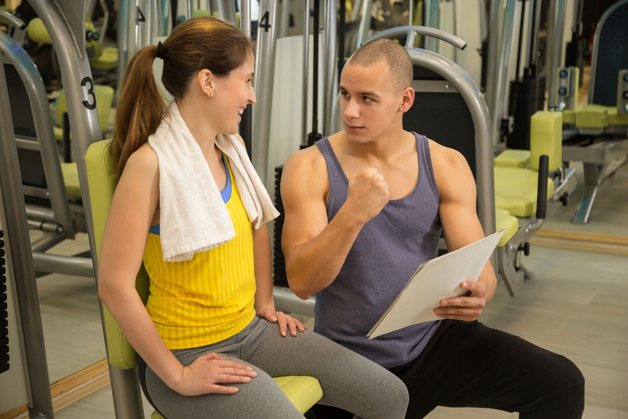 forms for personal trainers