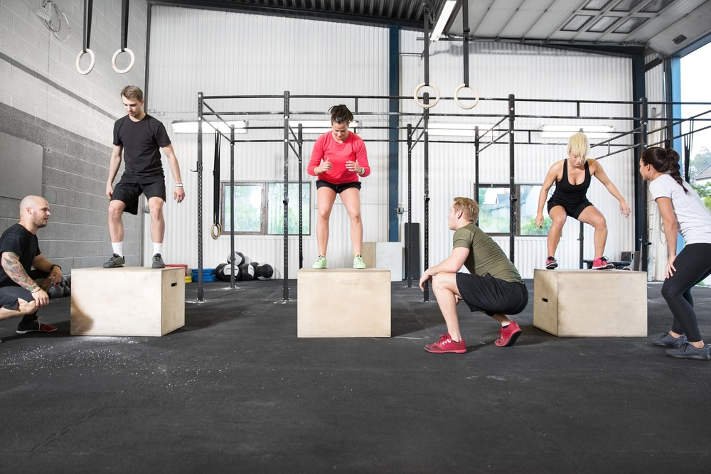 how to train crossfit