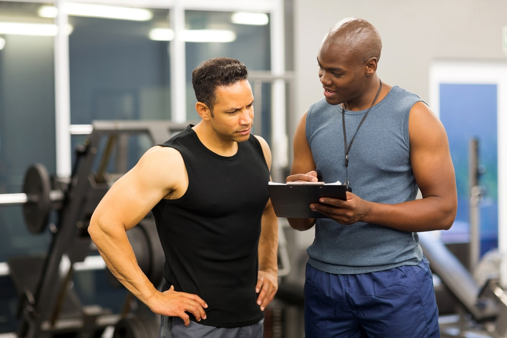 personal trainer liability form