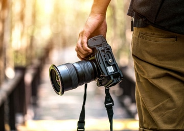Pro Photographer Insurance Information